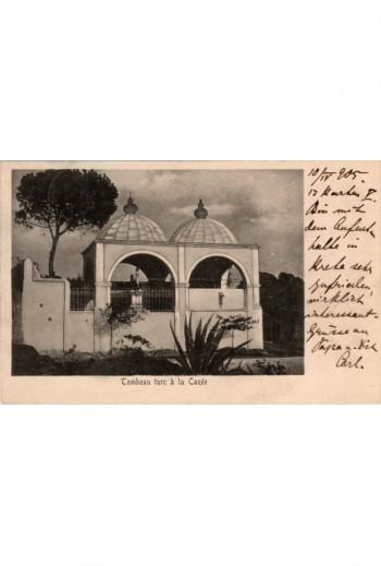 Tombeau turk a la Canee