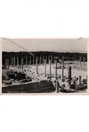 Κύπρος,  Ruins of Salamis