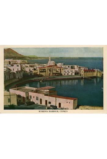 Κύπρος,  Kyrenia Harbour