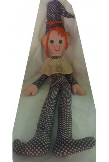 Πάνινη hand made κούκλα με...