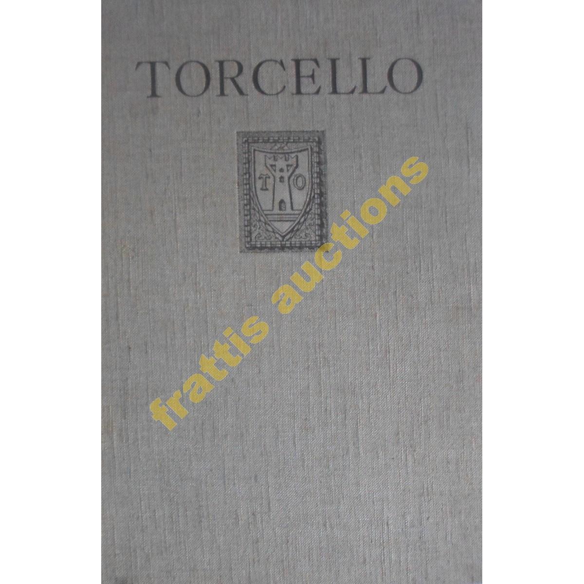 TORCELLO ITALY LATIN CHURCH ART PLATES FOLIO 1927