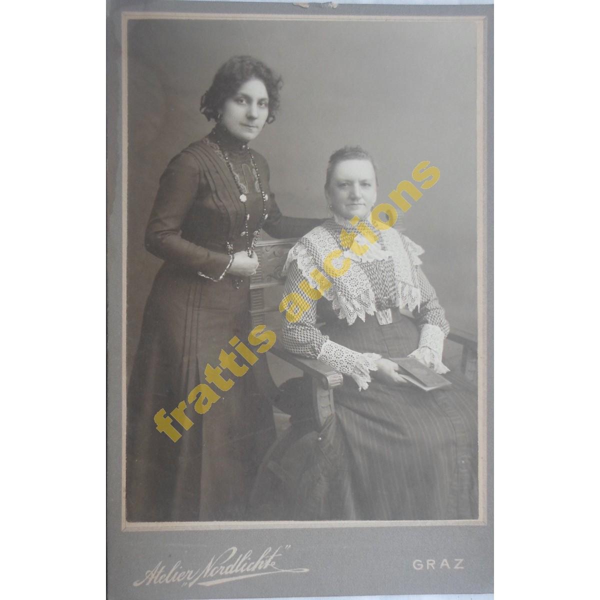 Cabinet, δύο γυναικών, Ατελιέ Νόρλιχτ, Γκραντζ.