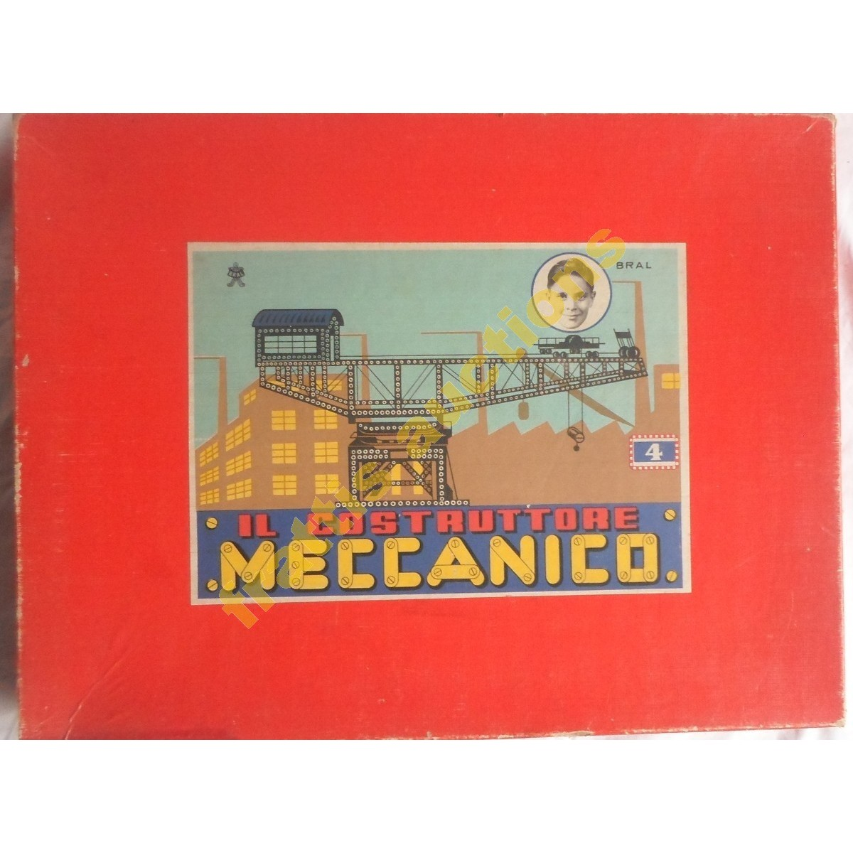 BRAL il CONSTRUTTORE MECCANICO 4