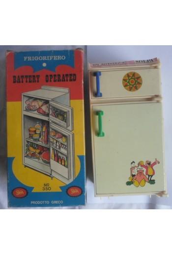 VINTAGE 60s Μίνι Ψυγείο...