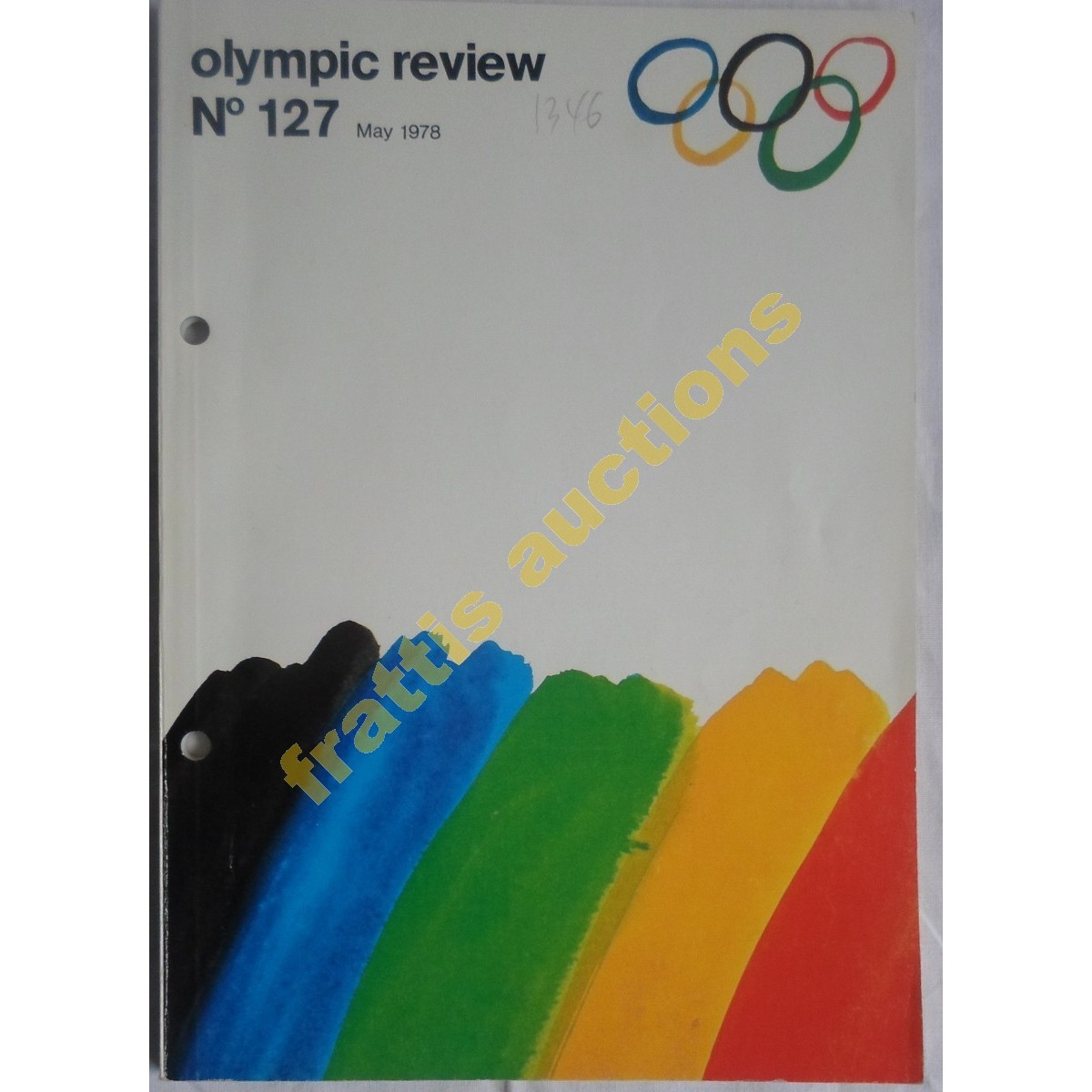 OLYMPIC REVIEW No127 May 1978
