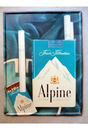 ΑLPINE Cigarettes Μεταλλική...