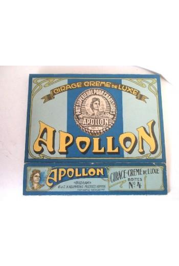 "APOLLON,κουτί συσκευασίας ""..."