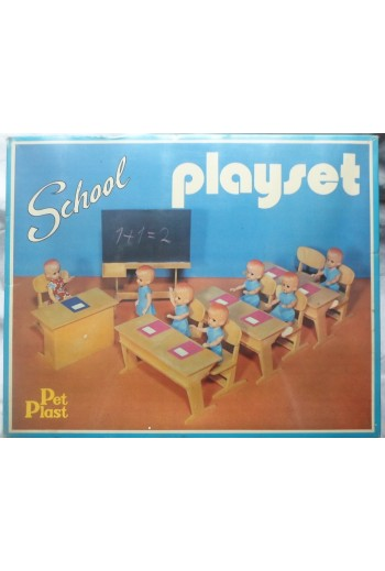 School Play Set, σκληρό...
