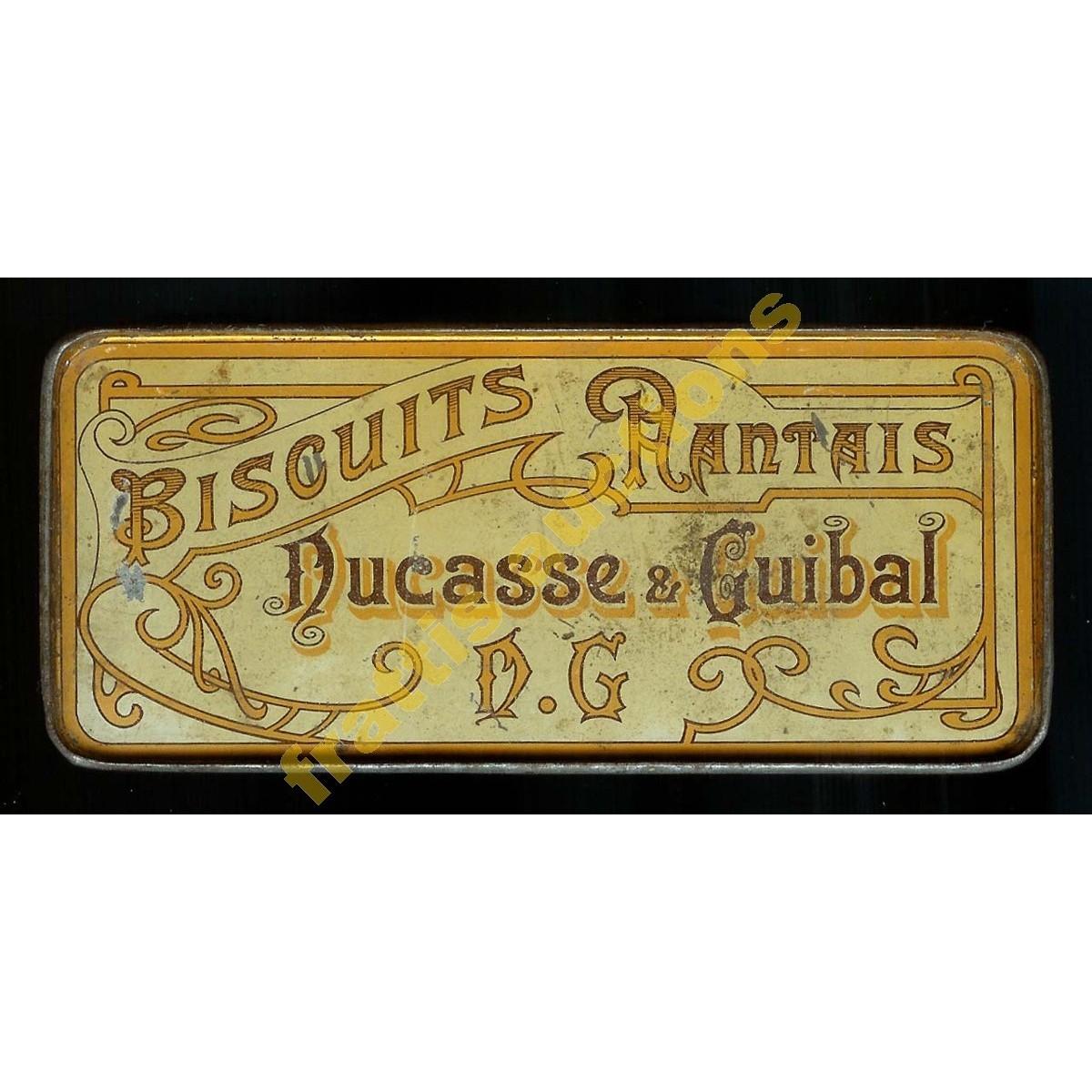 Μεταλικό κουτί μπισκότων PETIT PARISIEN