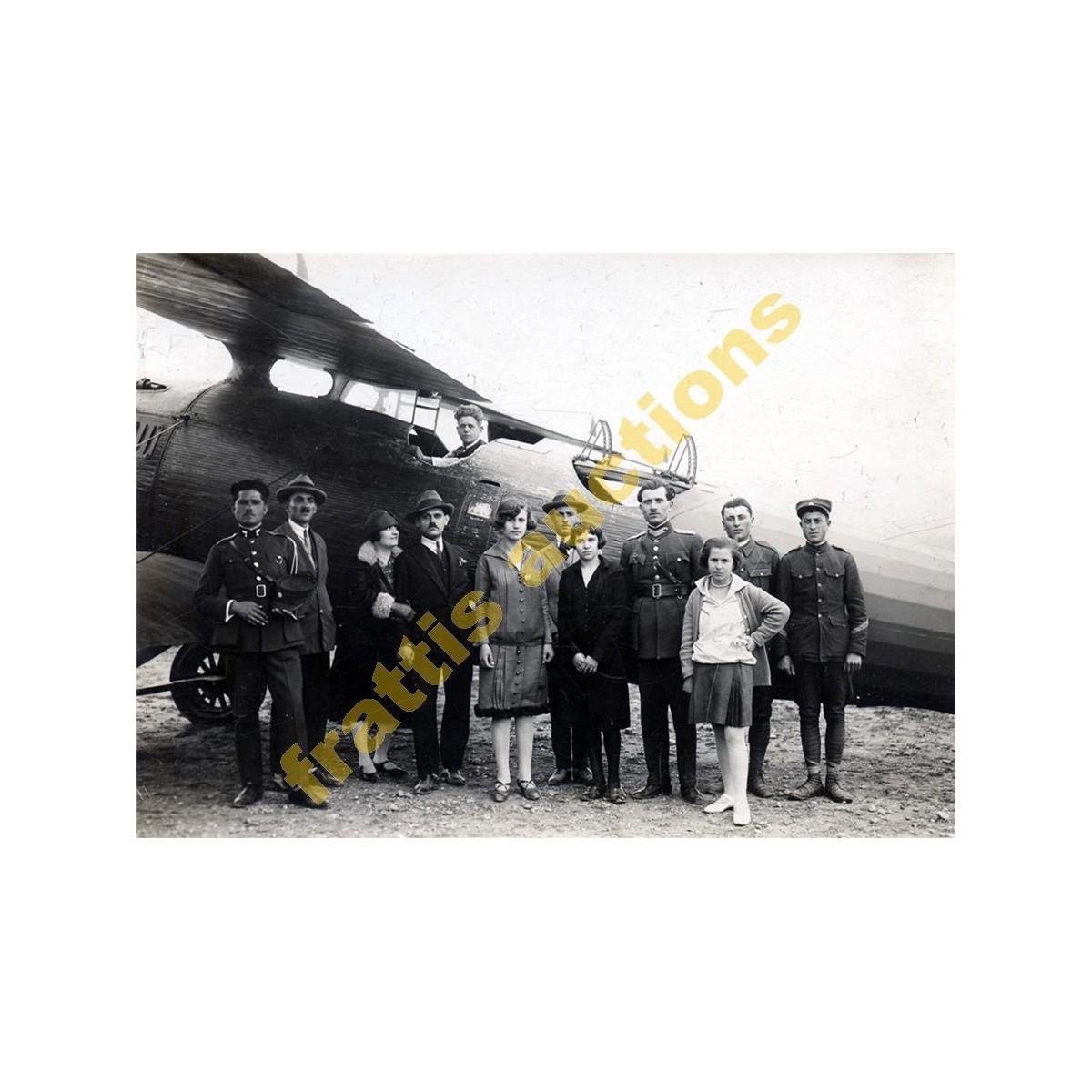 Στρατιωτικό Αεροπλάνο Α' Παγκοσμίου Πολέμου