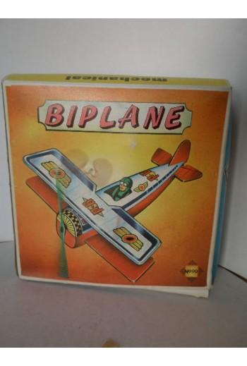 Ελληνικό Μεταλλικό BIPLANE...