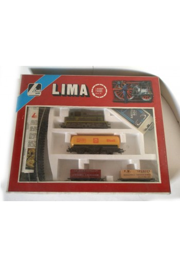 LIMA models train set...