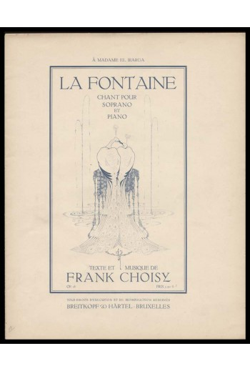 La Fontaine, για Πιάνο και...