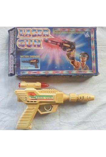 ΄Οπλο πλαστικό, Laser...