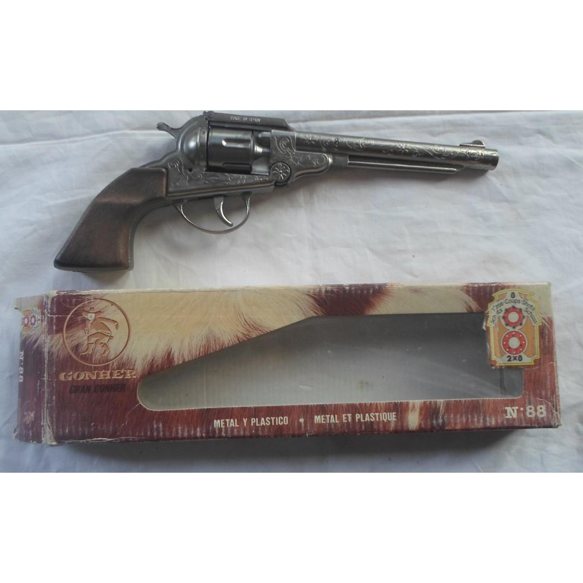 Μεταλλικό και πλαστικό όπλο Grand GONHER Νο 88.