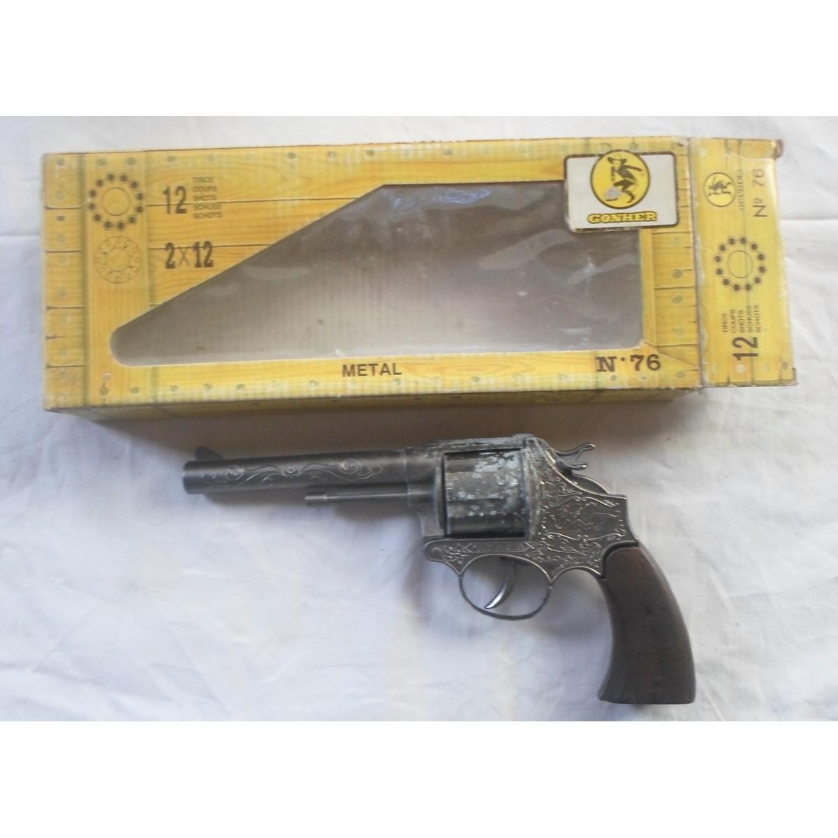 Μεταλλικό και πλαστικό όπλο Grand GONHER Νο 76.