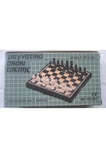 Μαγνητικό Σκάκι Τσέπης,...