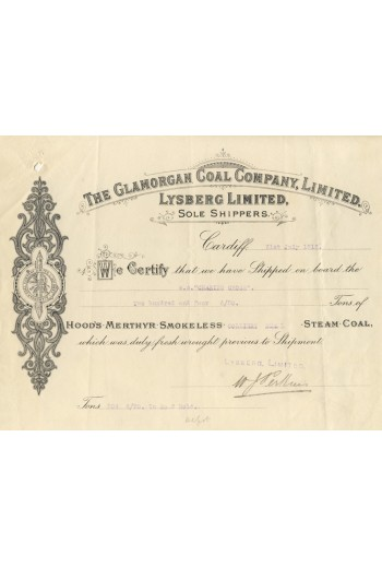 The Glamorgan Coal Company,...