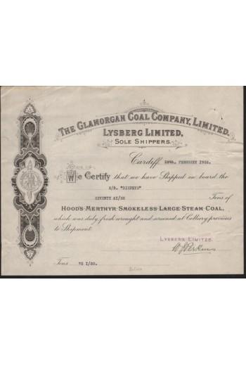The Glamorgan Coal Company,...