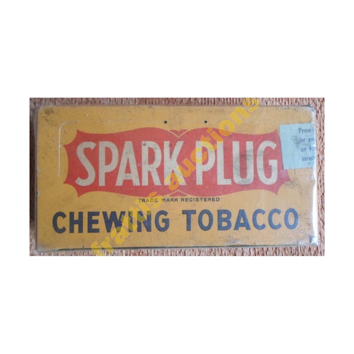 Χάρτινο κουτί ταμπάκο, SPARK PLUG, USA .