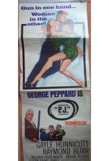 """Τζωρτζ Πέππαρντ """" P. J. """"..."""