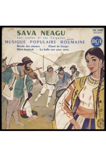 Sava Neagu son violon et...