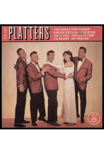 "The PLATTERS ,7"" LP 33στρ...."