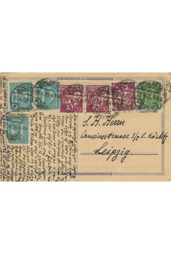 Επιστολική κάρτα προς Λ....