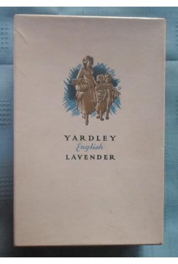 Χάρτινο κουτί Yardley...