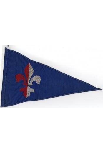 Κεντητό σημαιάκι Προσκόπων.
