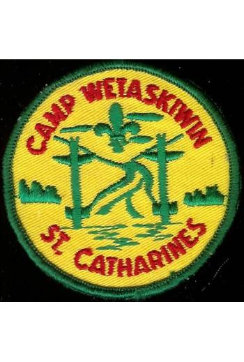 WETASKIWIN CAMP, St....