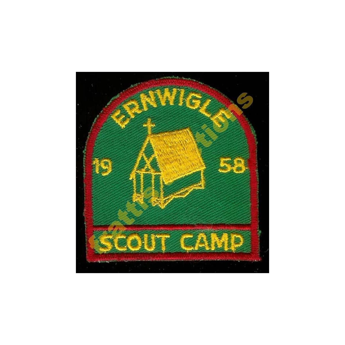 Ernwigle Scouts Camp, 1958, Καναδάς.