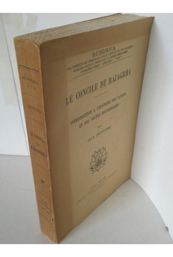 Jean Przyluski, Le concile...