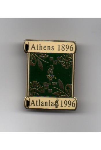 Pin , ολυμπιακή φλόγα Αθήνα...