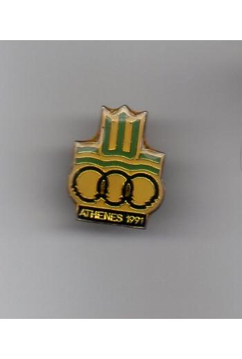 Pin  Αθήνα 1991.