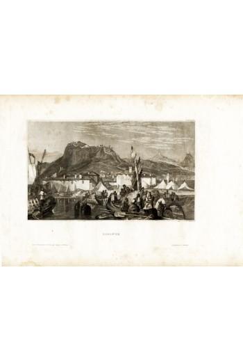Corinth. Χαλκογραφία