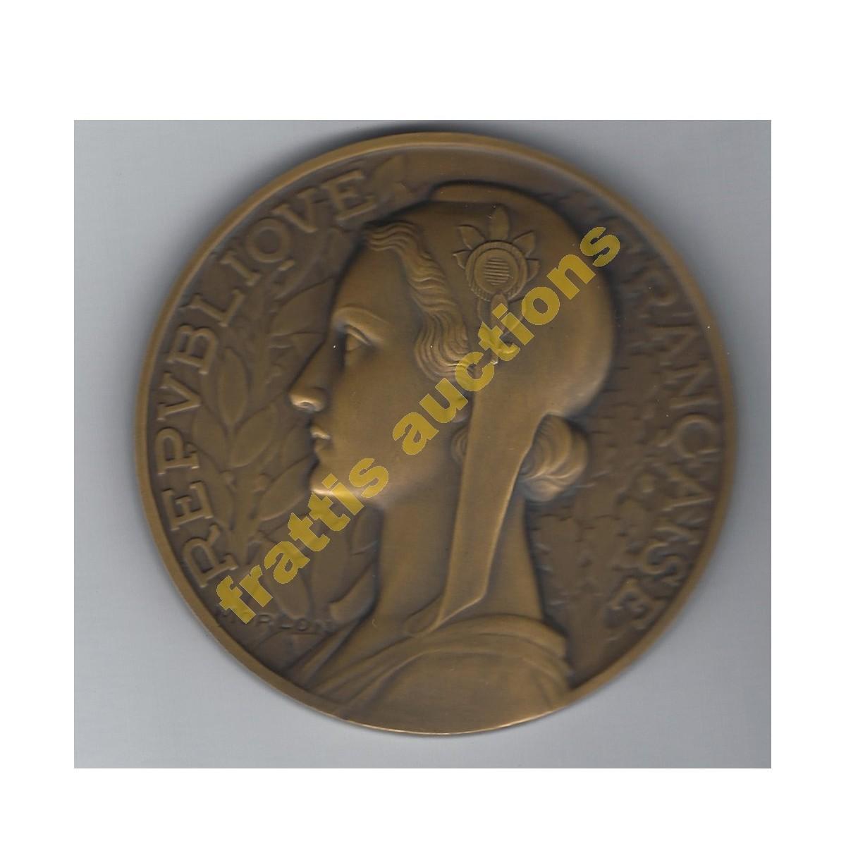 REPUBLIQUE FRANCAISE, Μετάλλιο