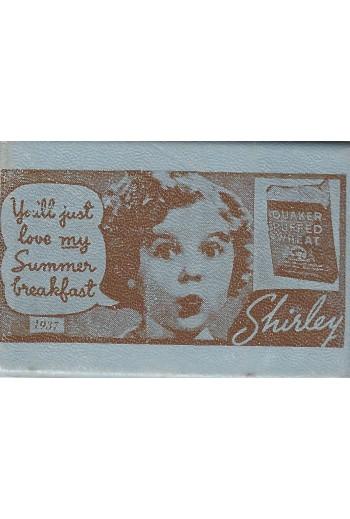 Shirley 1937, καθρεφτάκι...