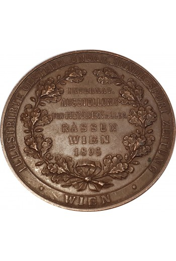 Dem Verdienste,WIEN 1895...