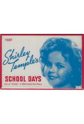 Shirley Temple's, καθρεφτάκι