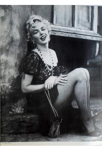 Marylin Monroe, poster.