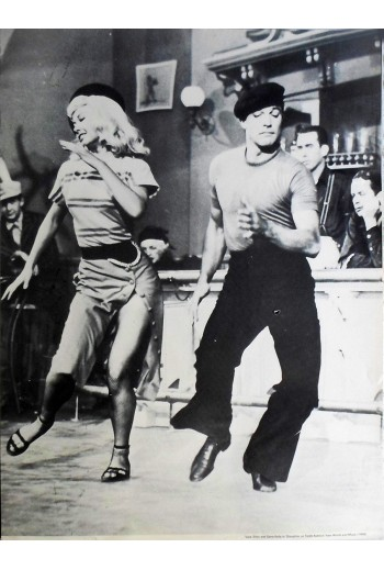 Vera -Ellen and Gene Kelly,...