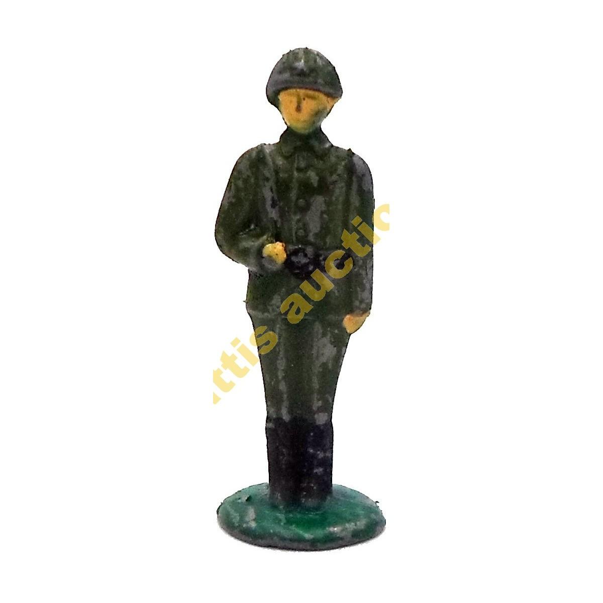 Μολυβένια φιγούρα συμμαχικού στρατιώτου WWII.
