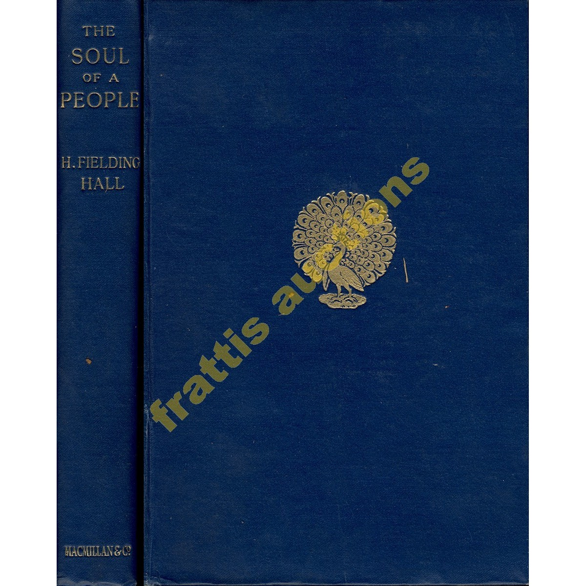 The soul of a people, H.Fielding hall