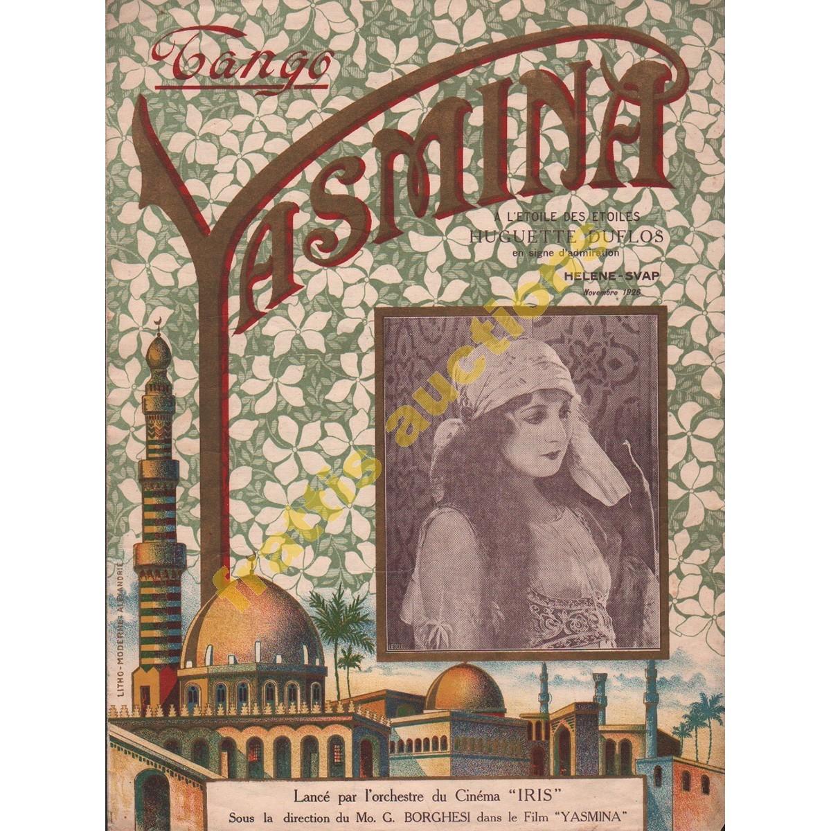 Yasmina, tango.