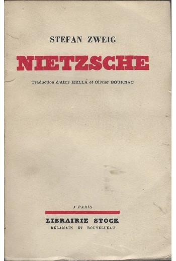 Νietzsche, Stefan Zweig.