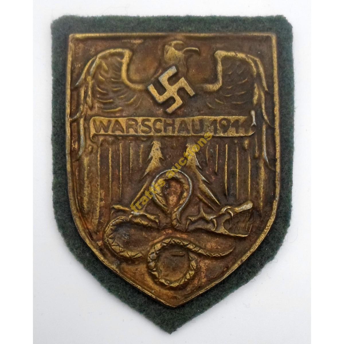 Warschau, 1944.