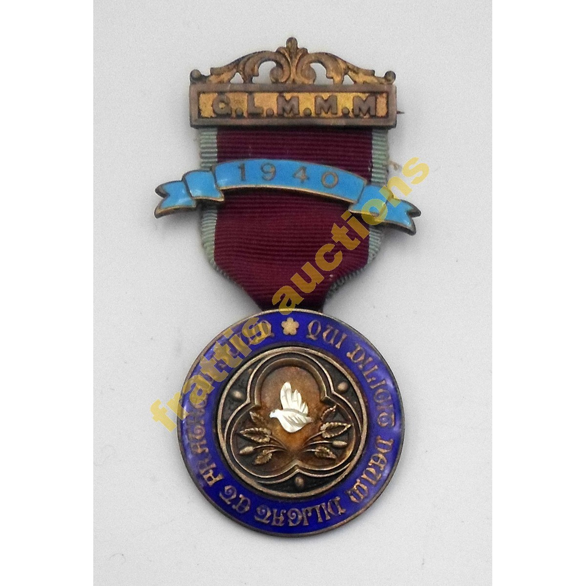 Μετάλλιο G.L.M.M.M. 1940.