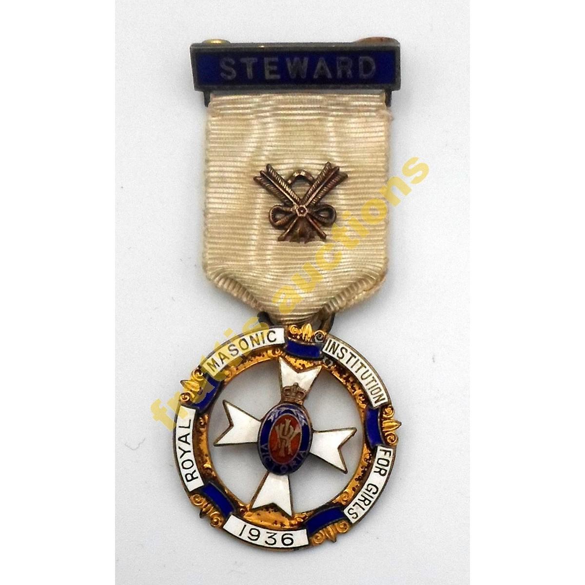 Τεκτονικό μετάλλιο.