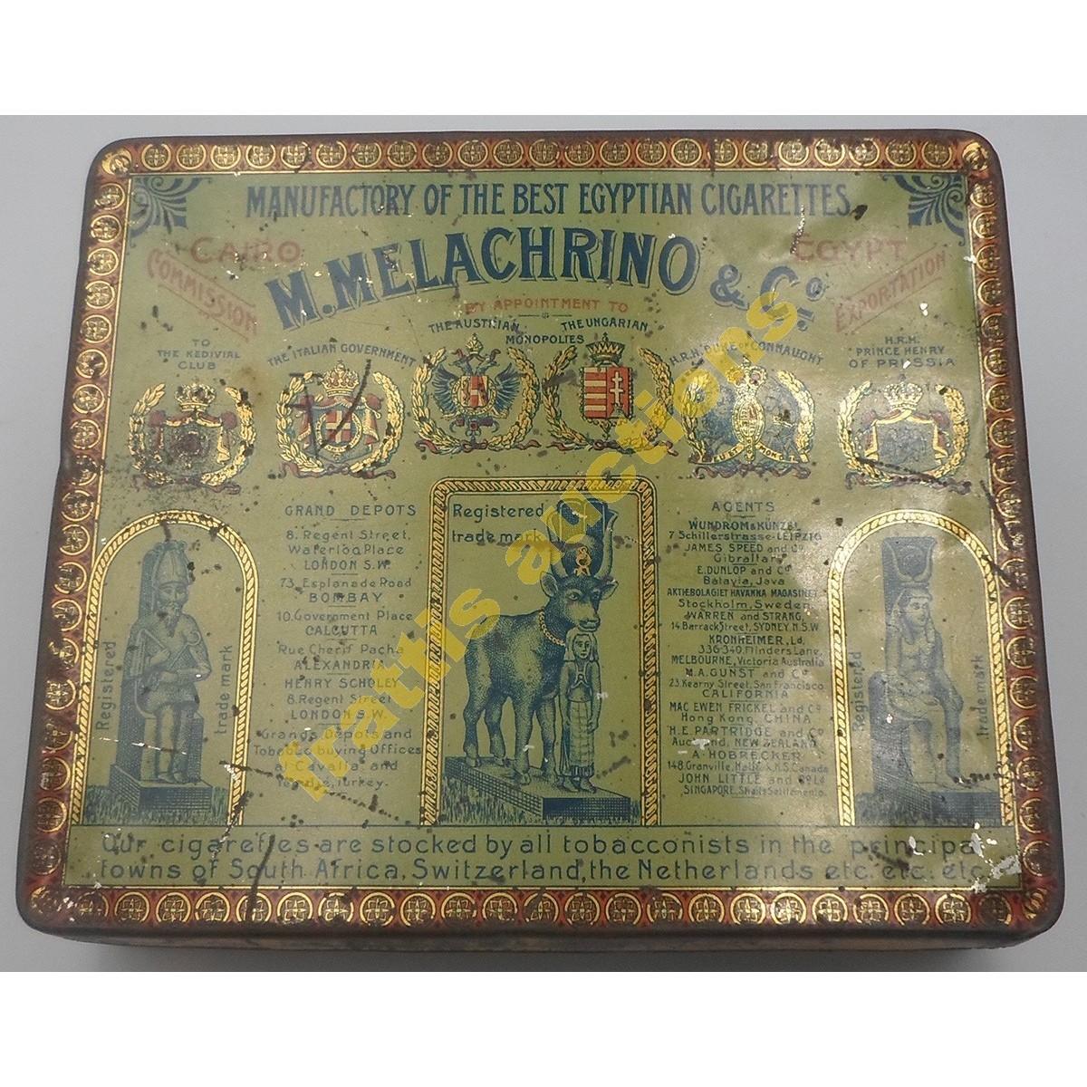 M. MELACHRINO & Co.